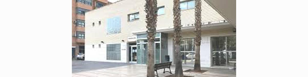 Centro de Salud  de Moncada: Obras de Ampliación